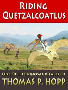 Kit Daniels rides a Quetzy