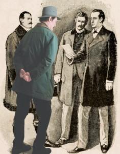Holmes' Homework