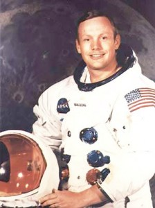 Astronaut Armstrong
