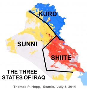 Iraq Demographics