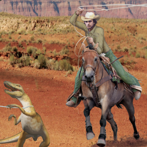 Chasing Dinos