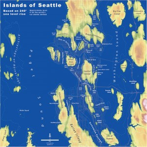 Islands Of Seattle