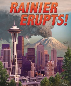 Rainier Erupts Image